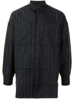 Off Duty полосатая рубашка с длинными рукавами ODS21T3709