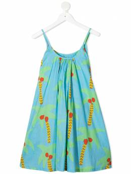 Stella McCartney Kids платье с принтом 602785SQK85