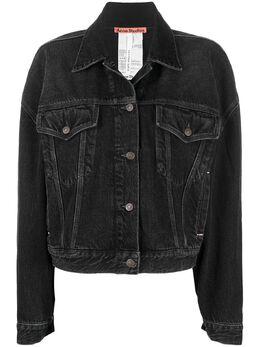 Acne Studios джинсовая куртка A90302