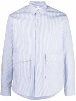 Soulland рубашка Niel из органического хлопка 110441071
