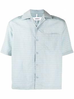 Soulland рубашка в полоску 100471104