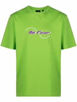 Daily Paper футболка оверсайз No Fear 2111138