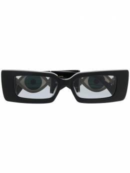 Etnia Barcelona массивные солнцезащитные очки Ignasi IGNASI