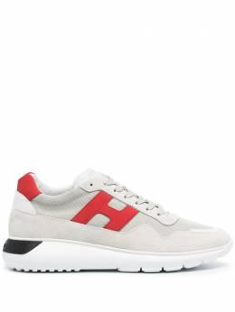 Hogan массивные кроссовки с логотипом HXM3710AJ18PDK51AG