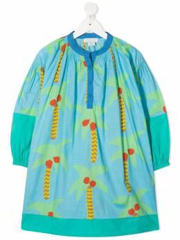 Stella McCartney Kids платье с принтом 602768SQK85
