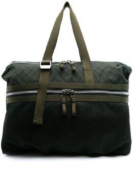 Bottega Veneta сумка-тоут с узором Intrecciato 652153V0EP3