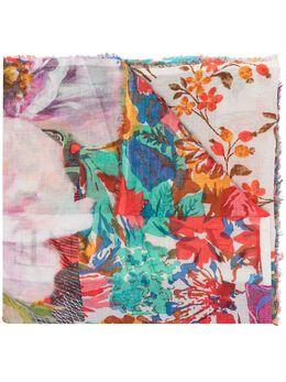 Faliero Sarti шарф Passione с цветочным принтом E212067MERAVIGLIA