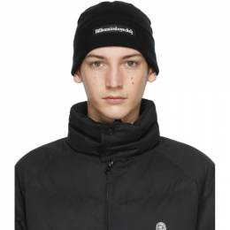 Billionaire Boys Club Black Logo Beanie B20463