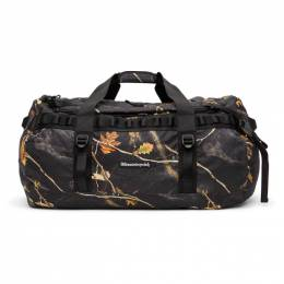 Billionaire Boys Club Black Camo Tree Duffle Bag B19542
