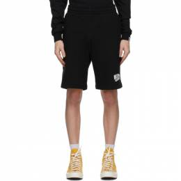 Billionaire Boys Club Black Small Arch Logo Shorts BC002