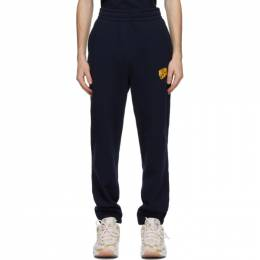 Billionaire Boys Club Navy Small Arch Logo Lounge Pants BC001