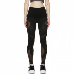 Wolford Black adidas Originals Edition Sheer Motion Leggings 14832