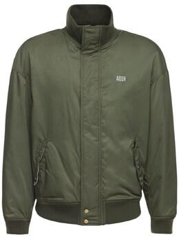 Куртка-бомбер Из Нейлона Ader Error 72IS3R001-S0hBS0k1