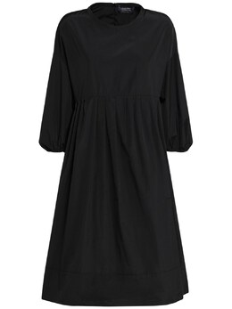 Платье Из Смешанного Хлопка Esotico 'S Max Mara 73I5K2033-MDA30