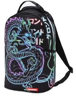 Рюкзак Neon Dragon Sprayground 72IXWA079-TVVMVElDT0xPUg2