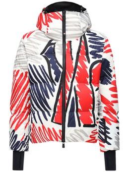 Куртка На Пуху Из Нейлона Moncler Genius 72IXCN003-Nzc40