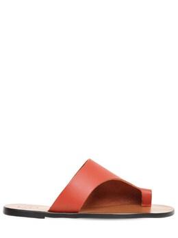 Кожаные Босоножки 10мм Atp Atelier 72IIJM002-OTE20