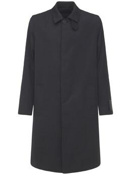 Пальто Из Шерсти Givenchy 73ILBF001-MDAx0