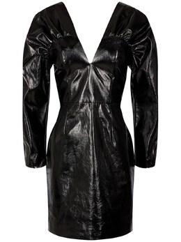 Платье Из Искусственной Кожи Rotate 72IAHY004-MTAwMA2