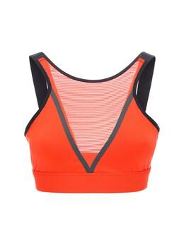 Спортивный Топ Karlie Kloss Со Средней Поддержкой Adidas Performance 72I3KS027-QUNUSVZFIE9SQU5HRQ2