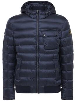 Куртка Из Нейлона На Пуху Belstaff 72I3GB004-ODAwOTI1