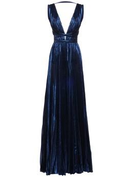 Длинное Платье С Люрексом Zuhair Murad 72I0HI002-MTkzOTUz0