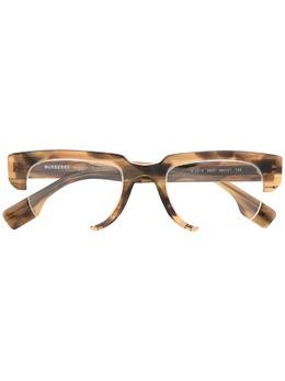 Burberry Eyewear очки в квадратной оправе 0BE23143837