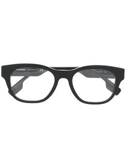 Burberry Eyewear очки 0BE23063001 в квадратной оправе