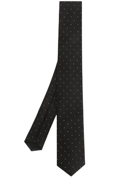 Boss by Hugo Boss галстук в горох 50407156