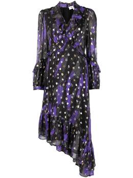 Dvf Diane Von Furstenberg платье Jill асимметричного кроя DVFDL4O002