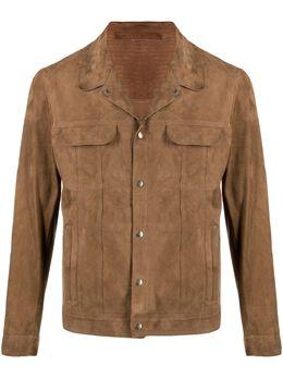 Salvatore Santoro куртка-рубашка на пуговицах 40512U
