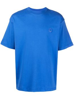 Drole De Monsieur футболка NFPM с надписью SS21TS002BK