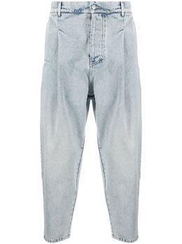 Drole De Monsieur укороченные зауженные джинсы SS21BP006BL