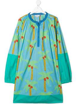 Stella McCartney Kids платье с принтом 602768SQK85
