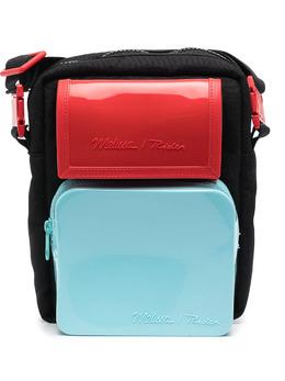 Mini Melissa рюкзак с карманами 34219