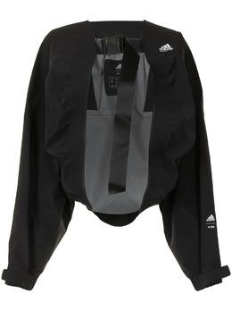 Adidas бомбер оверсайз GP3035
