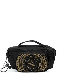 Versace Jeans Couture поясная сумка с логотипом YWAB8271889