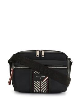 Bally сумка-мессенджер со вставкой в полоску 6237158FIJINWC