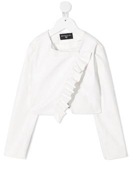 Monnalisa куртка с оборками 7971007014