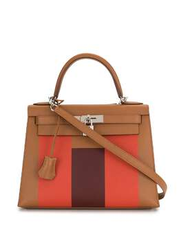 Hermes сумка Kelly Letter 28 pre-owned C443