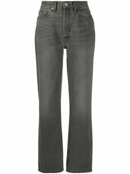 Re/Done прямые джинсы 1663WHRL