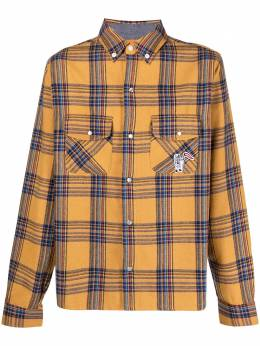 Billionaire Boys Club plaid check print shirt B20420