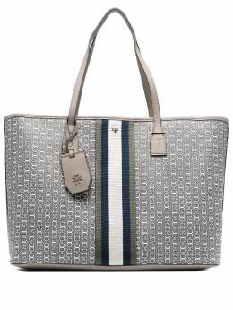 Tory Burch Gemini Link leather tote bag 58450