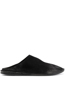 Marsell slip-on suede slippers MM3156166