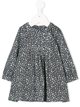 Knot dots painted dress VE29VA2342