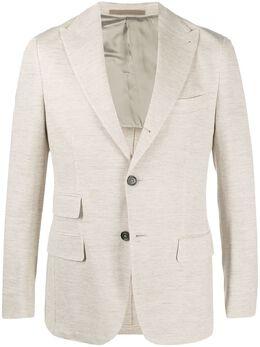 Eleventy однобортный пиджак C70GIAB04TES0C117