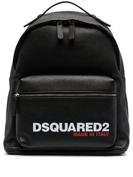 Dsquared2 logo-print backpack BPM005425103888