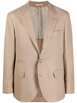 Brunello Cucinelli пиджак на пуговицах MD4957BTDC4301