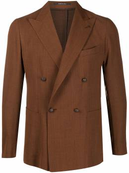 Tagliatore двубортный пиджак 12UEG343GWESTON2DK