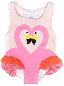 Stella McCartney Kids купальник с принтом 602567SQK62